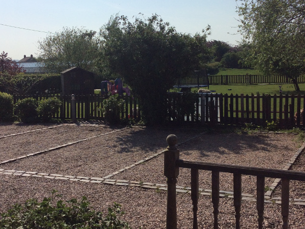 We are very child friendly - grounds and garden are completely secure,lots of garden toys to play with, hens to feed and Alpacas to see!